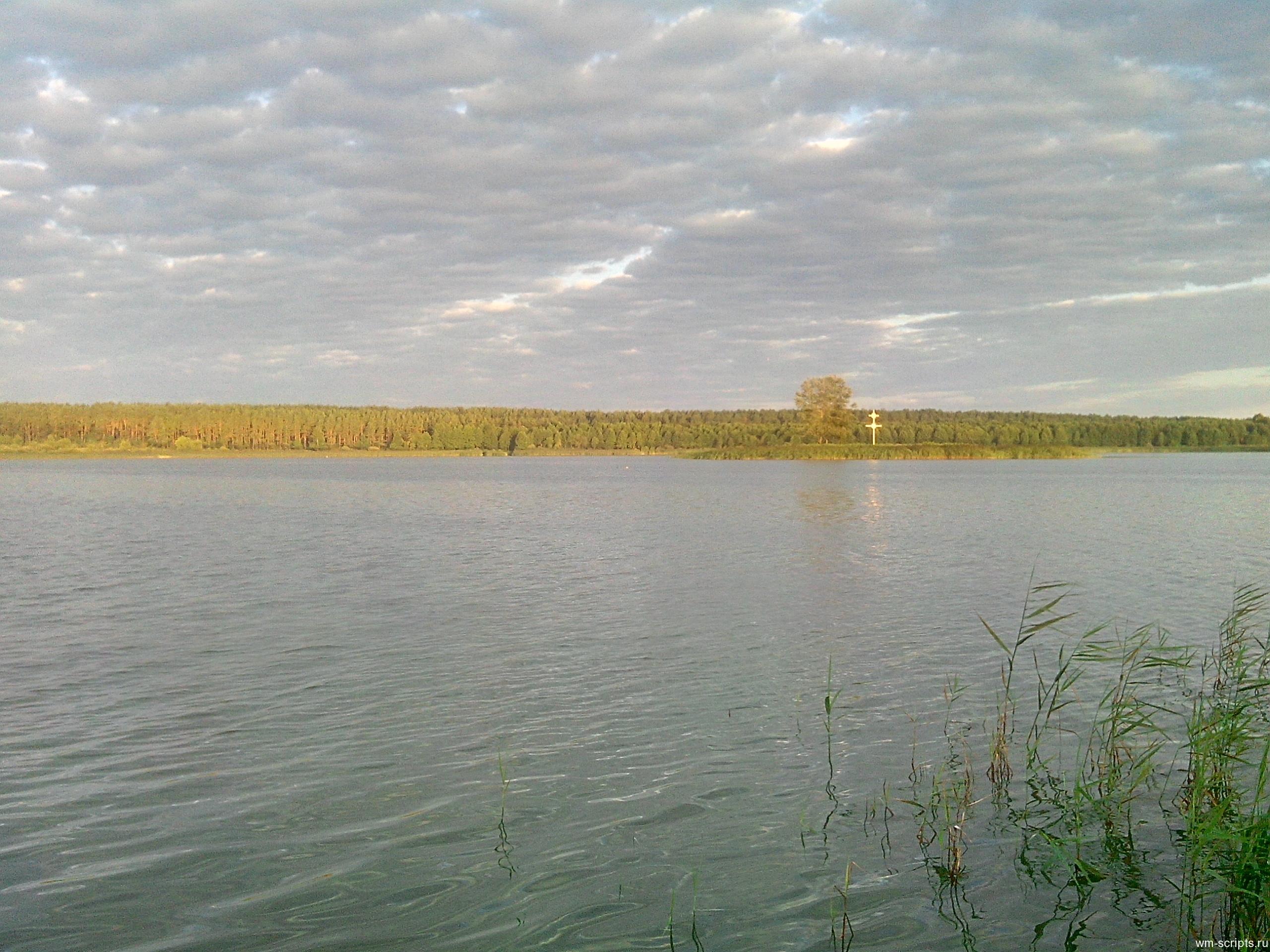 05-08 оз. Великое г. Глубокое
